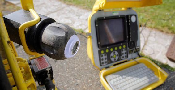 Inspection vidéo de canalisations près de La Celle-Saint-Cloud (78)